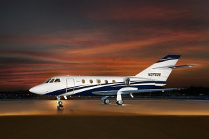 Clubjet Falcon 20 Midsize Charter Jet